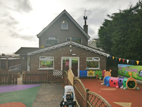 Angels Day Care premises