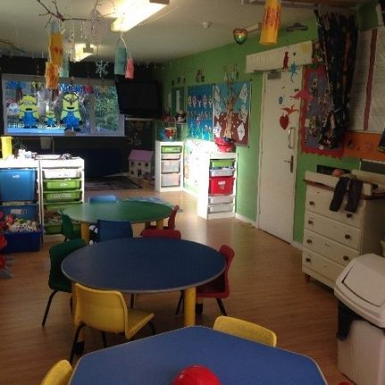 Angels Daycare Pre school room2